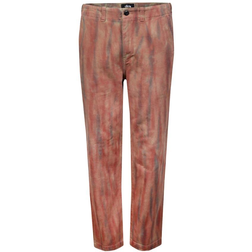 Dyed Uniform Pant Rust - SS21