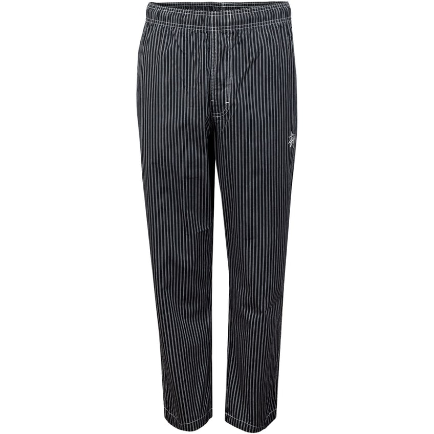 Brushed Cotton Relaxed Pant Stripe 0