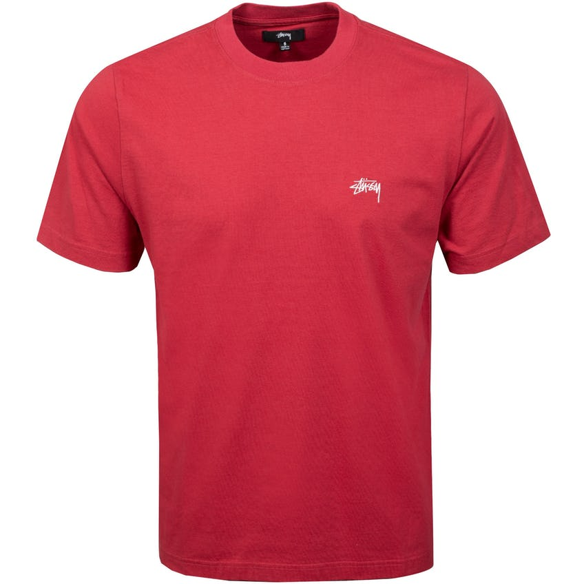 Stock Logo SS Crew Red - SS21