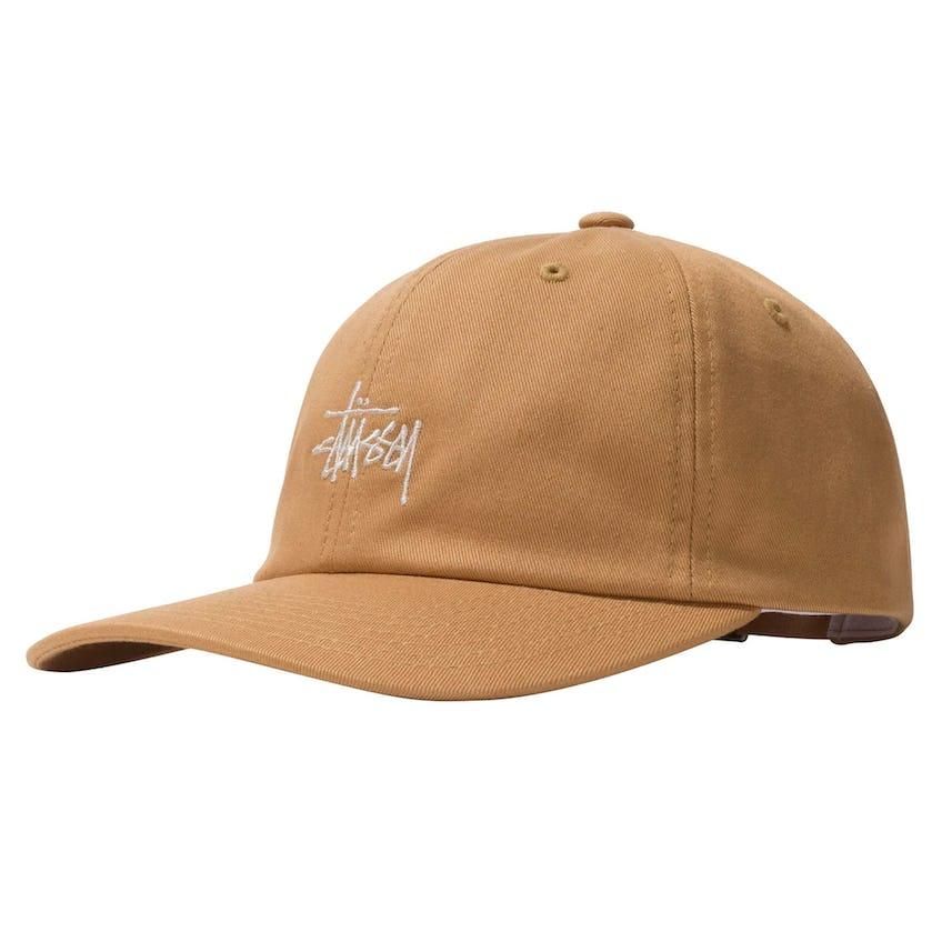 Stock Low Pro Cap Khaki - SS21