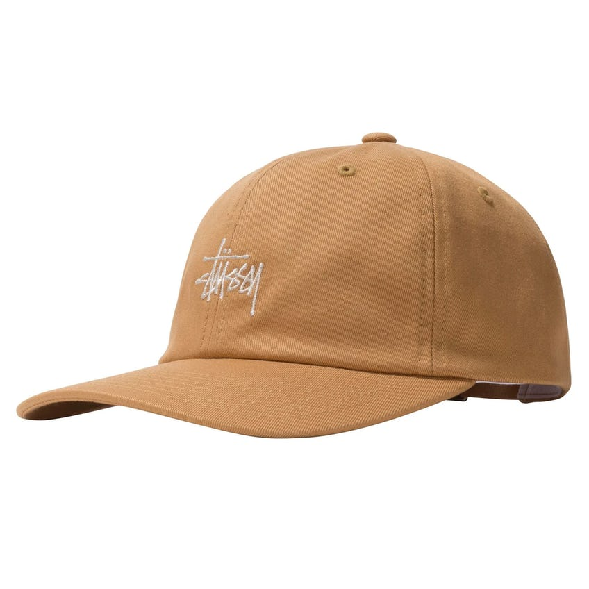 Stock Low Pro Cap Khaki - SS21 0
