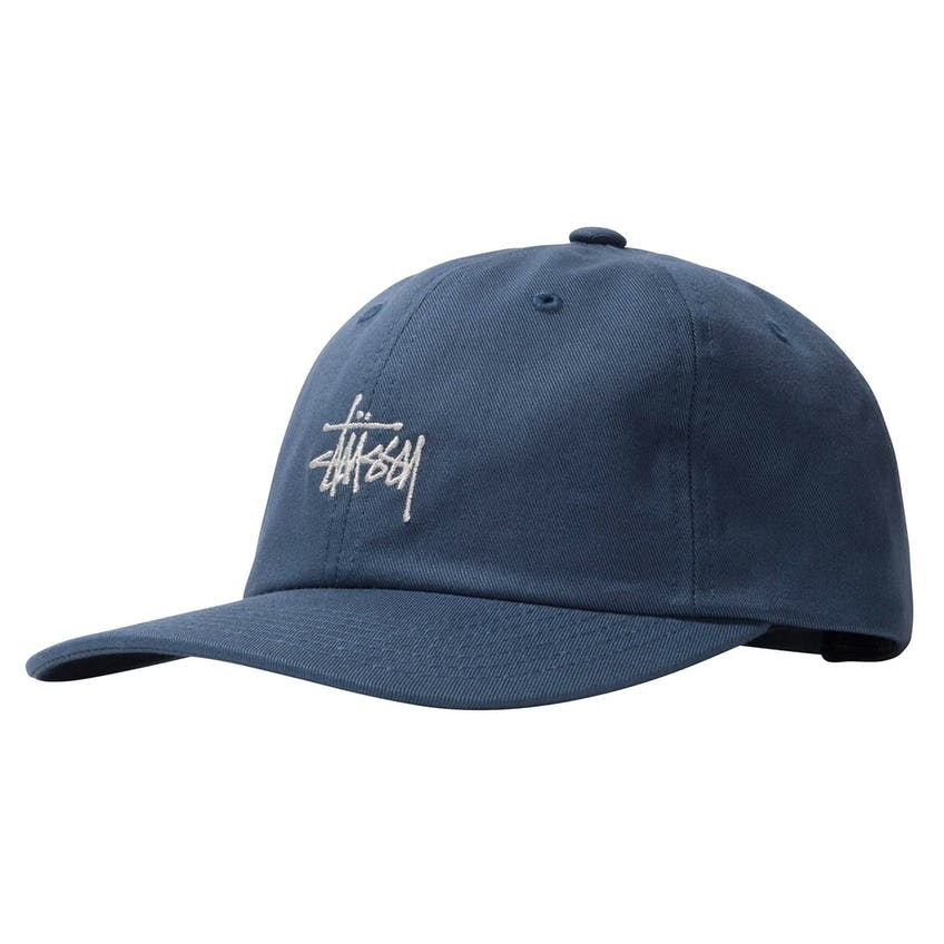 Stock Low Pro Cap Blue - SS21