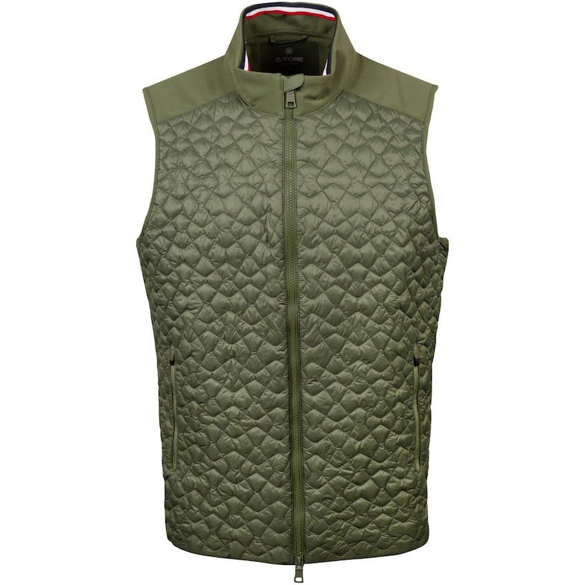 4.1 Vest Olive - SS21