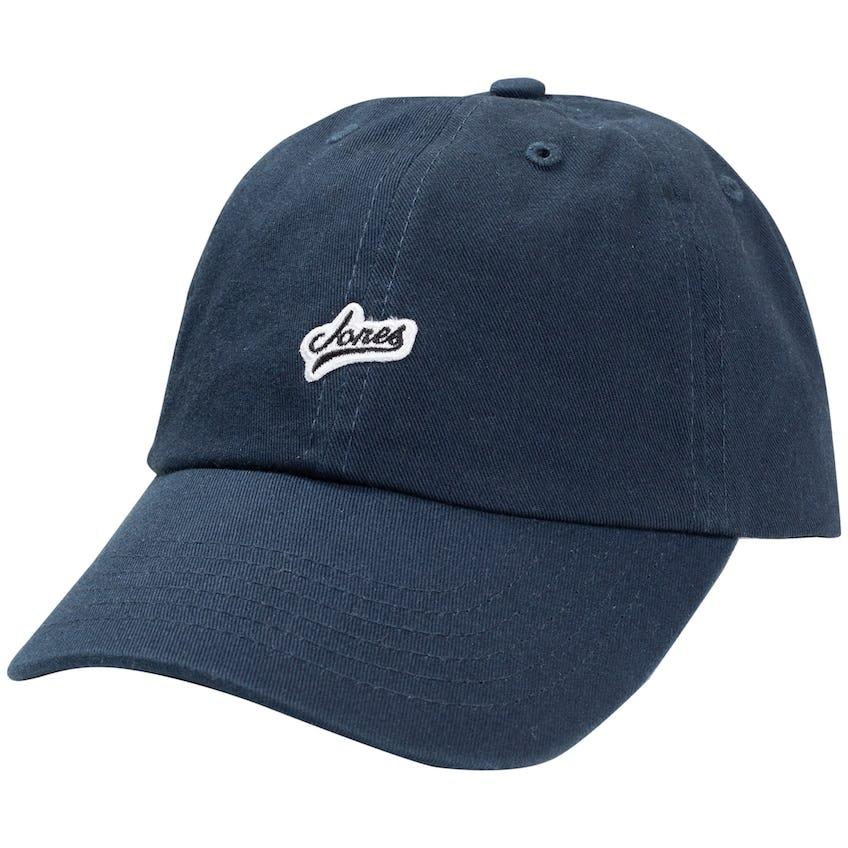 Script Dad Cap Navy 0