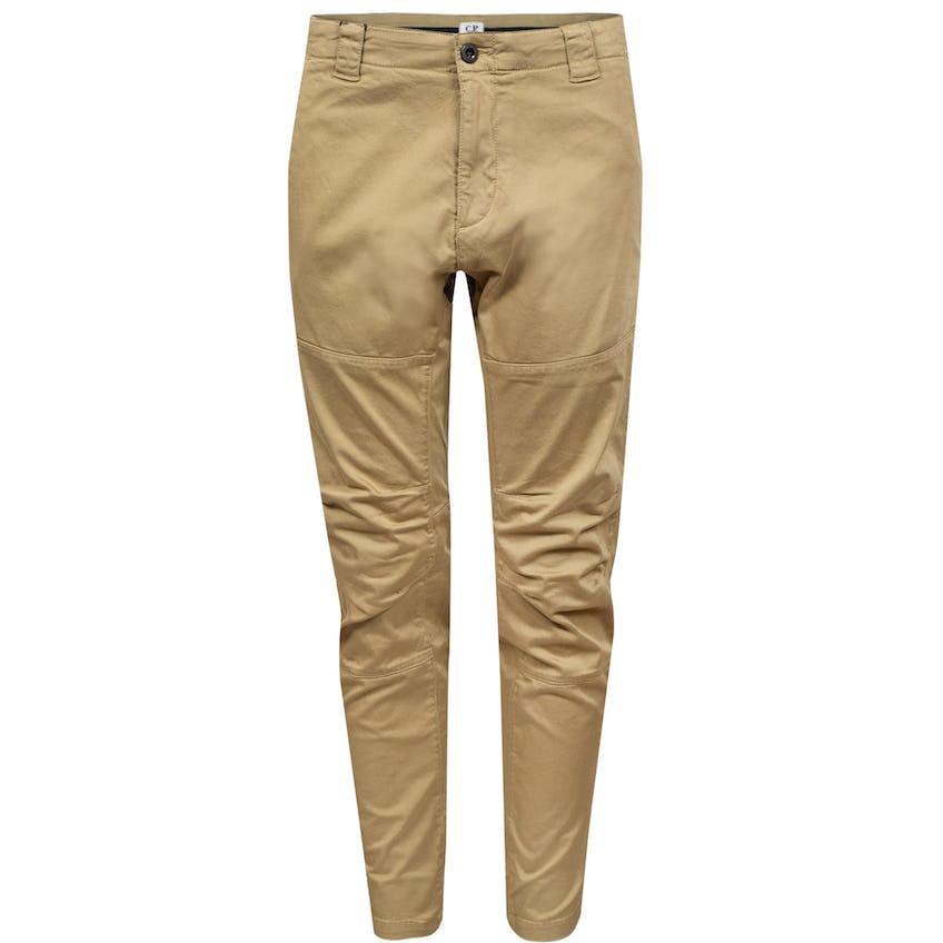 Stretch Sateen Garment Dyed Utility Pants Cornstalk - SS21 0