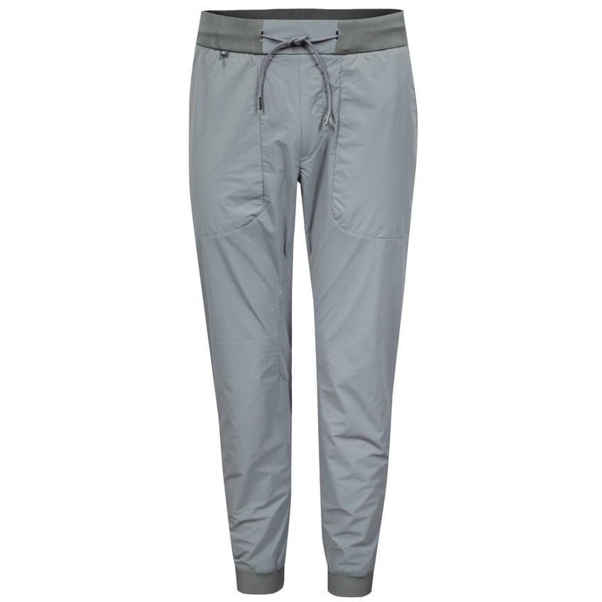 Stretch Sateen Garment Dyed Utility Pants Gargoyle - SS21 0