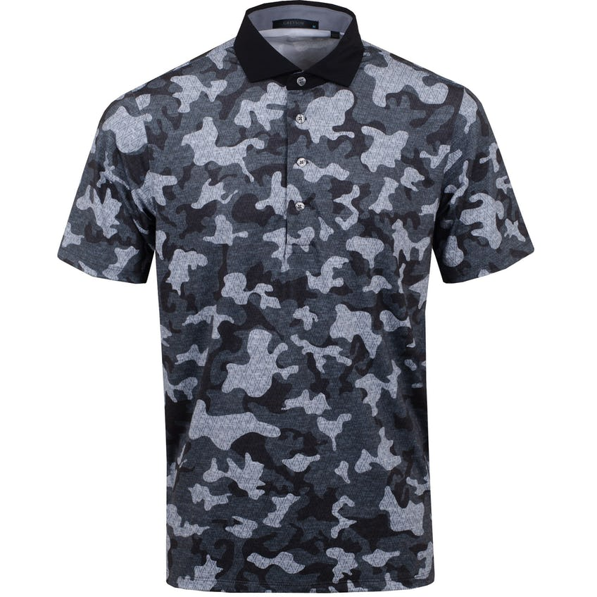 Camo G Thing Polo Shirt Shepherd - SS21