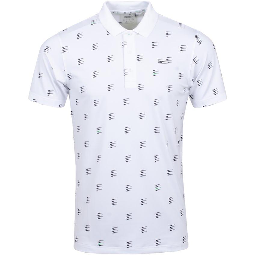 MATTR Moving Day Polo Shirt Bright White - SS21 0