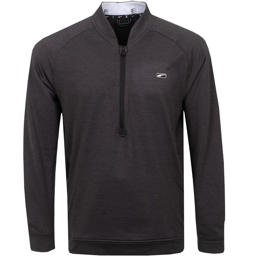 Cloudspun Moving Day Quarter Zip Black - SS21