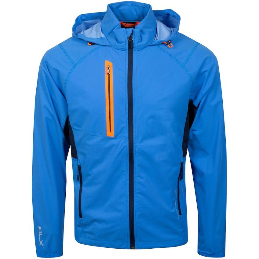 Par Windblock Jacket Colby Blue