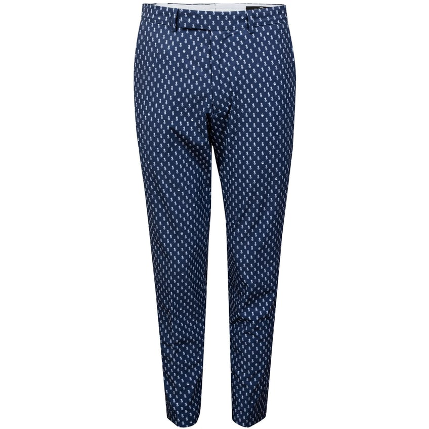 Tailored Fit Stretch Trouser Punchy Pineapple - SS21 0