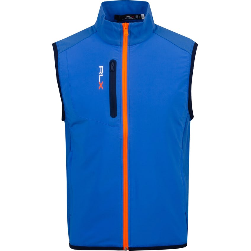 Techy Terry Vest Colby Blue