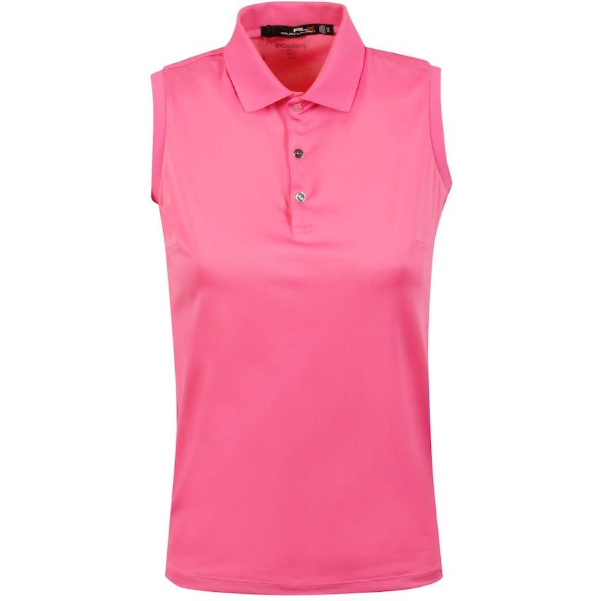 Womens SL Tournament Polo Shirt Antique Rose