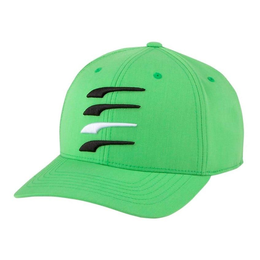 Moving Day 110 Snapback Cap Irish Green/Black/White - SS21