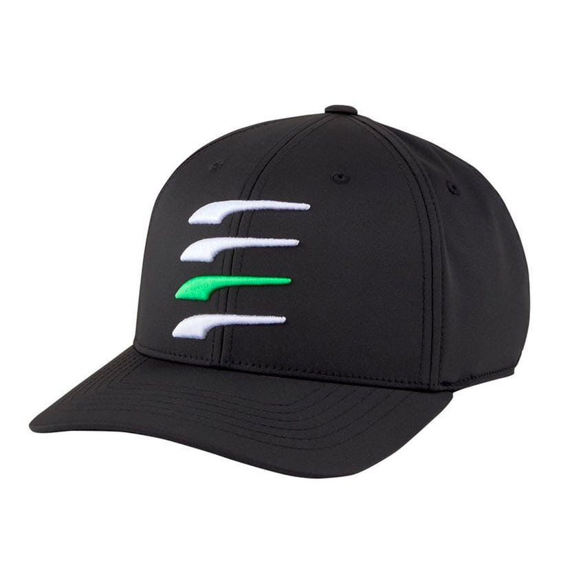 Moving Day 110 Snapback Cap Black/White/Irish Green - SS21
