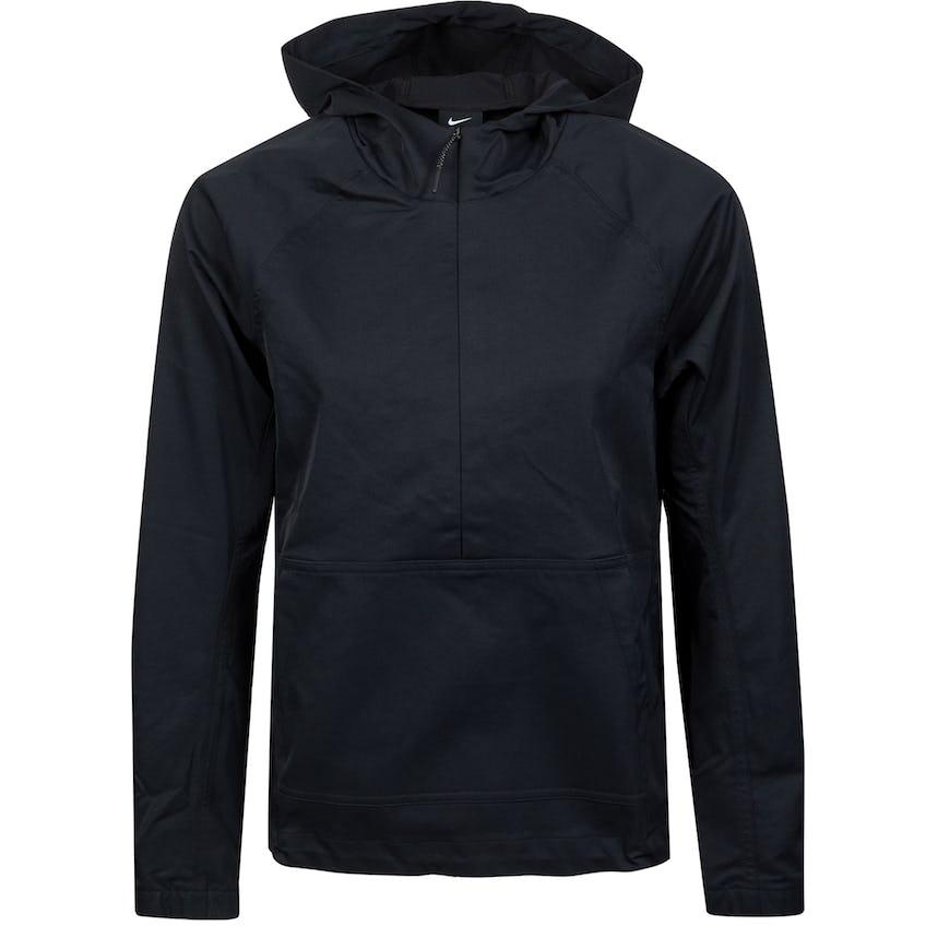 Womens Repel Anorak Jacket Black - SS21