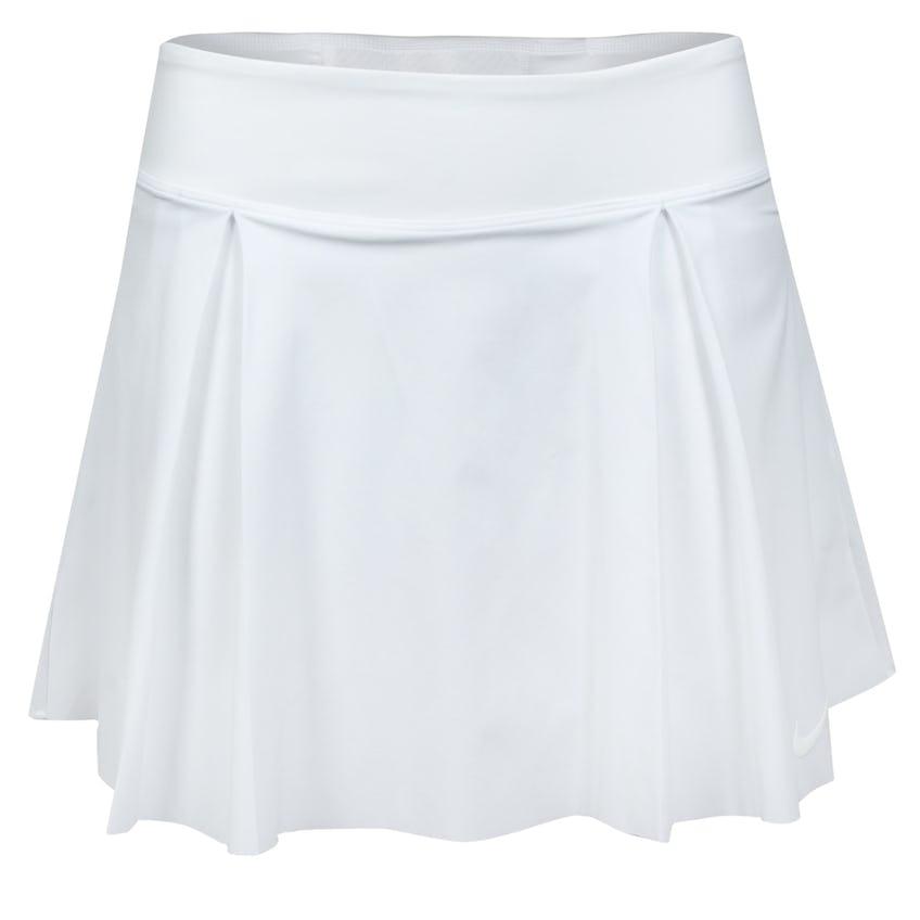 Womens Club Skirt White - SS21