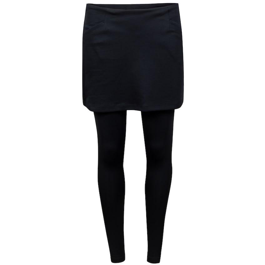 Womens Dri-FIT UV 2-in-1 Golf Skirted Tights Black - SS21