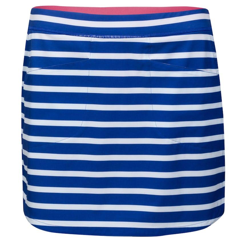Womens Printed Aim Skort Cabana Stripes 0