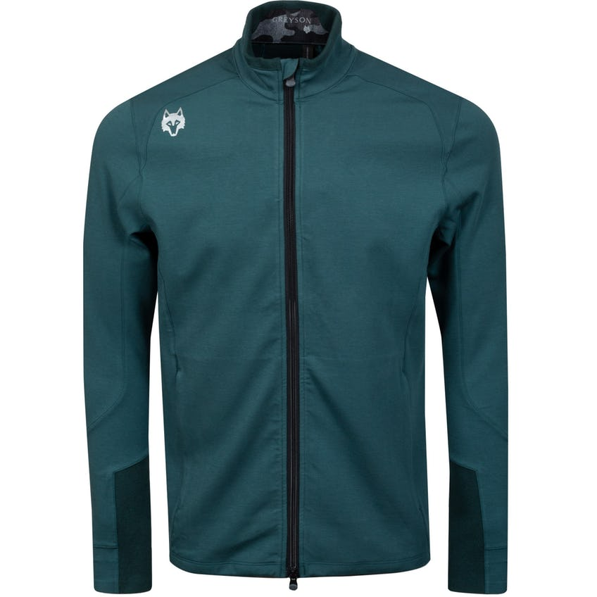 Sequoia Full Zip Jacket Forest - SS21