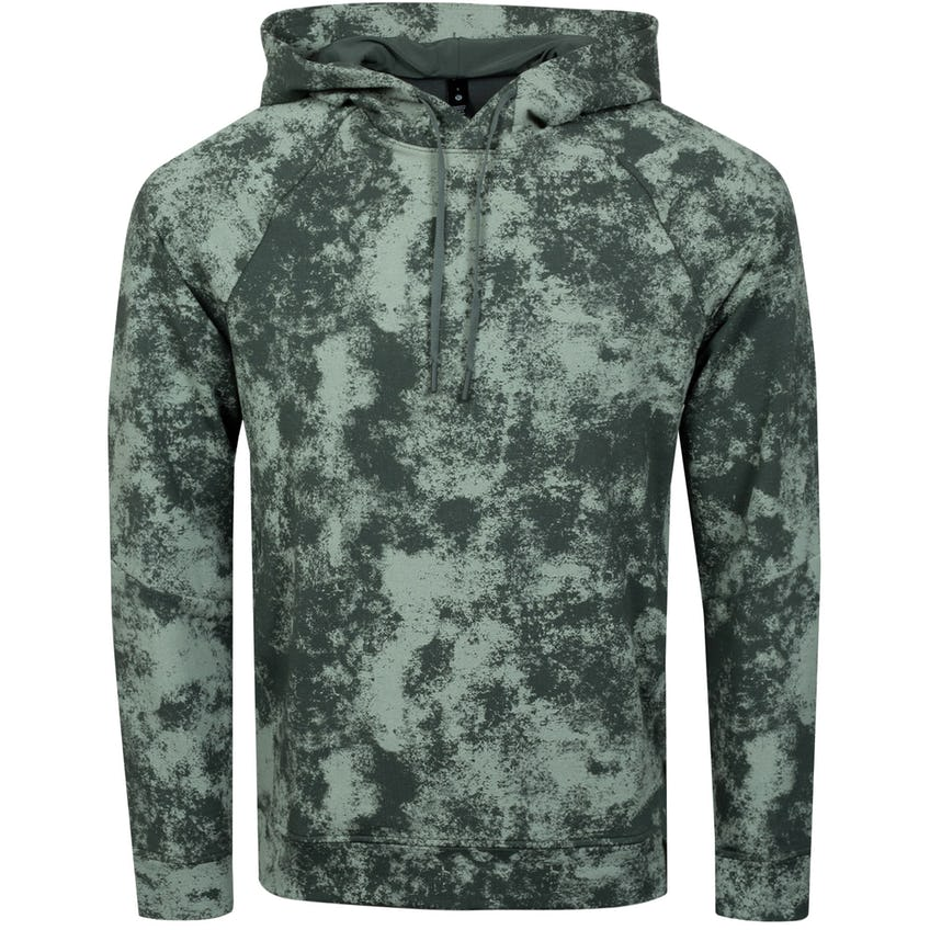 x TRENDYGOLF City Sweat Pullover Hoodie Astral Smoked Spruce Green Fern - SS21