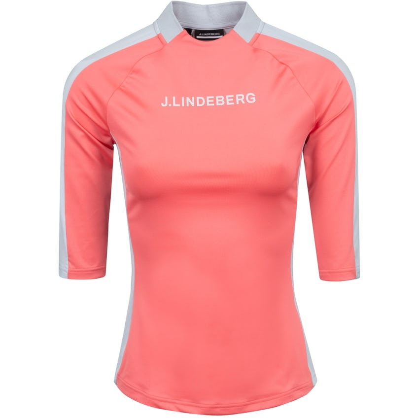 Womens Margot Soft Compression Top Tropical Coral - SS21