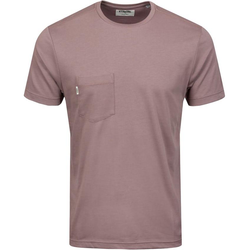 Aldo Crewneck T-Shirt Cashmere Sand