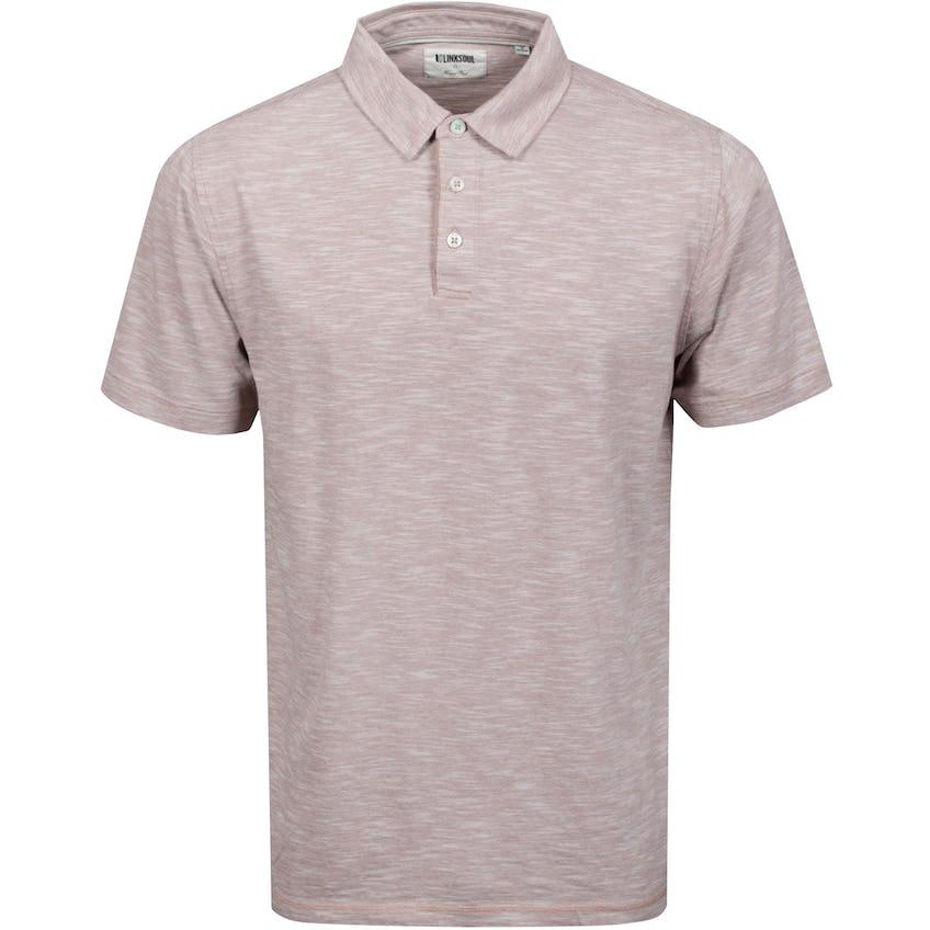 Feeder Stripe Polo Shirt Cashmere Sand 0