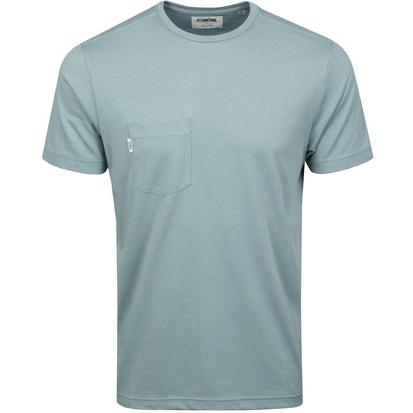 Aldo Crewneck T-Shirt Slate