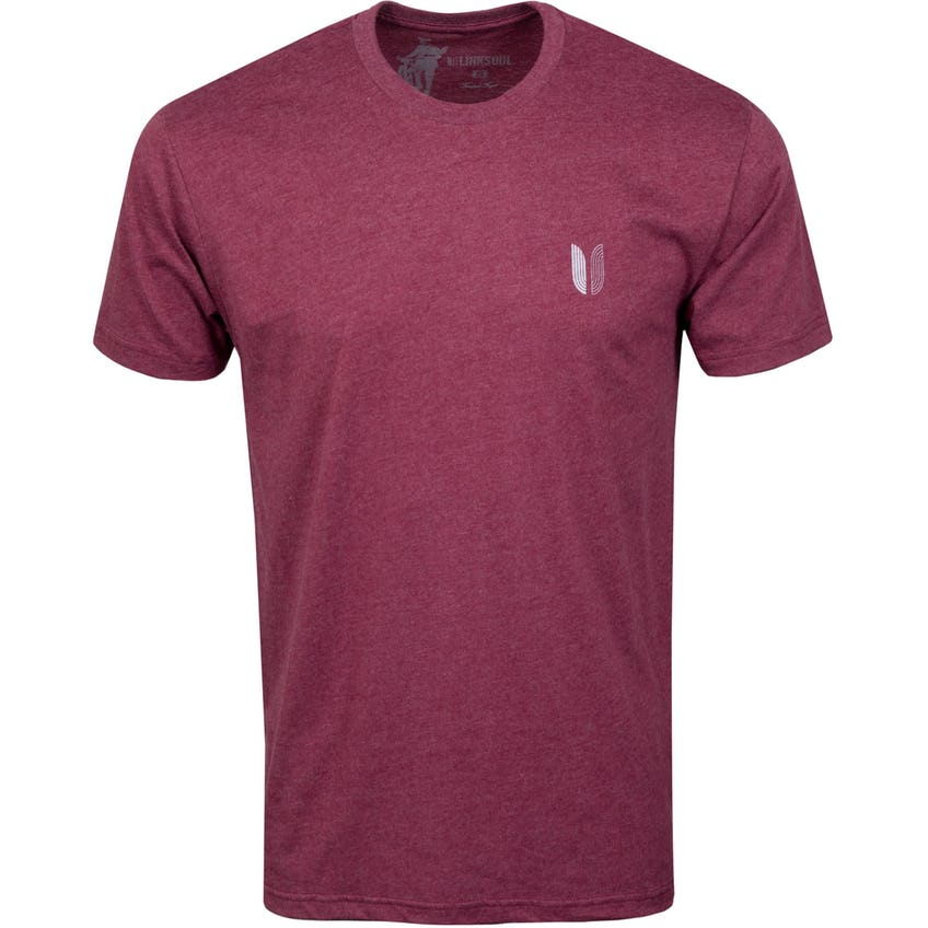 The Groover Heather Maroon 0
