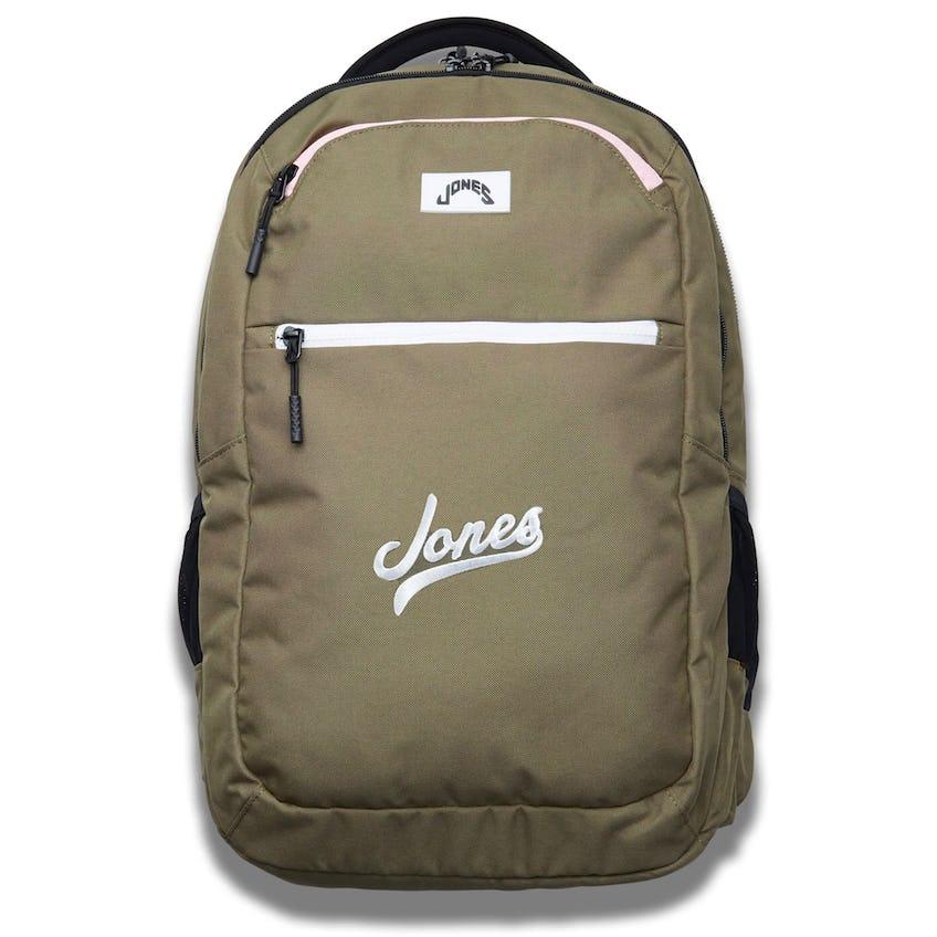 Varsity A1 Backpack Olive 0