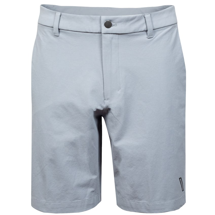 "x TRENDYGOLF Commission Short Classic 9"" *Warpsteme Rhino Grey - SS21"