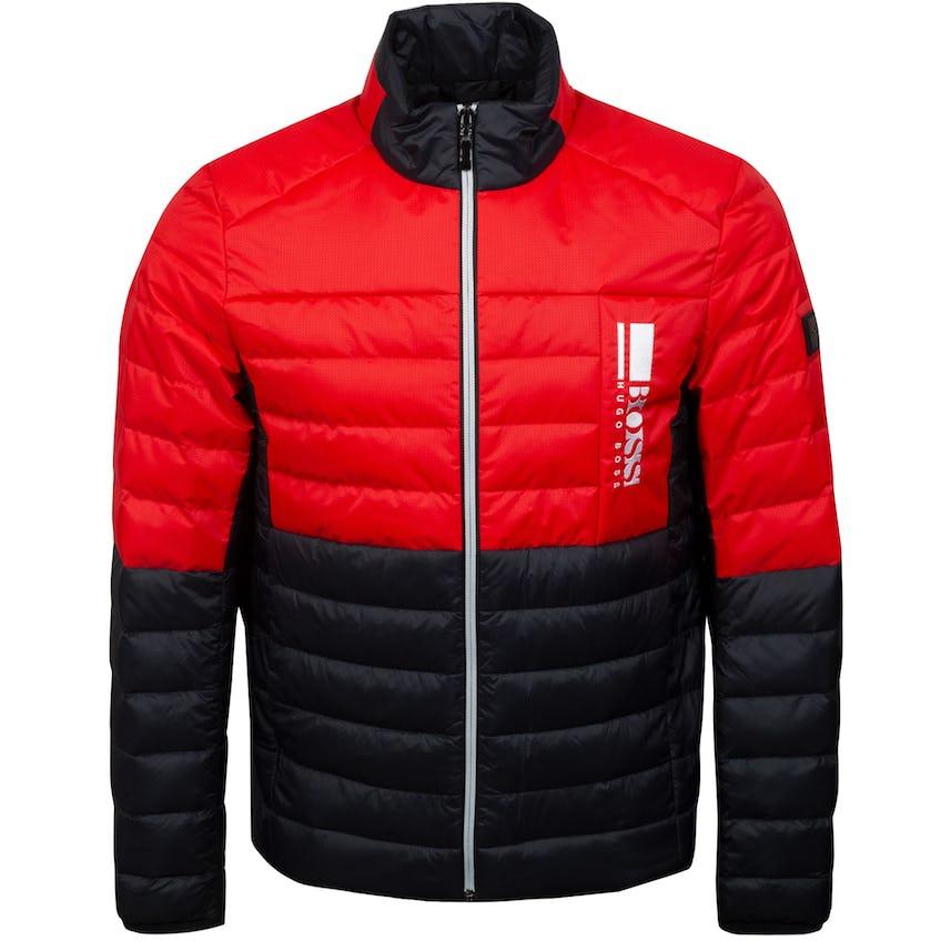 Basalt Padded Jacket Black - SS21 0