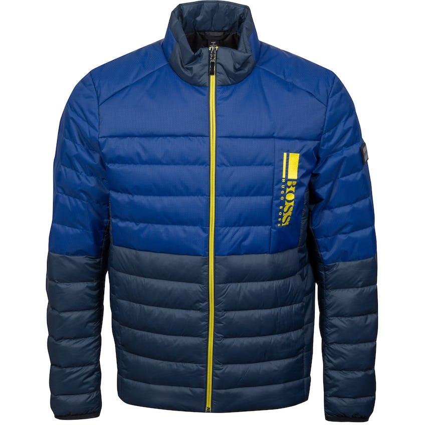 Basalt Padded Jacket Night Watch - SS21