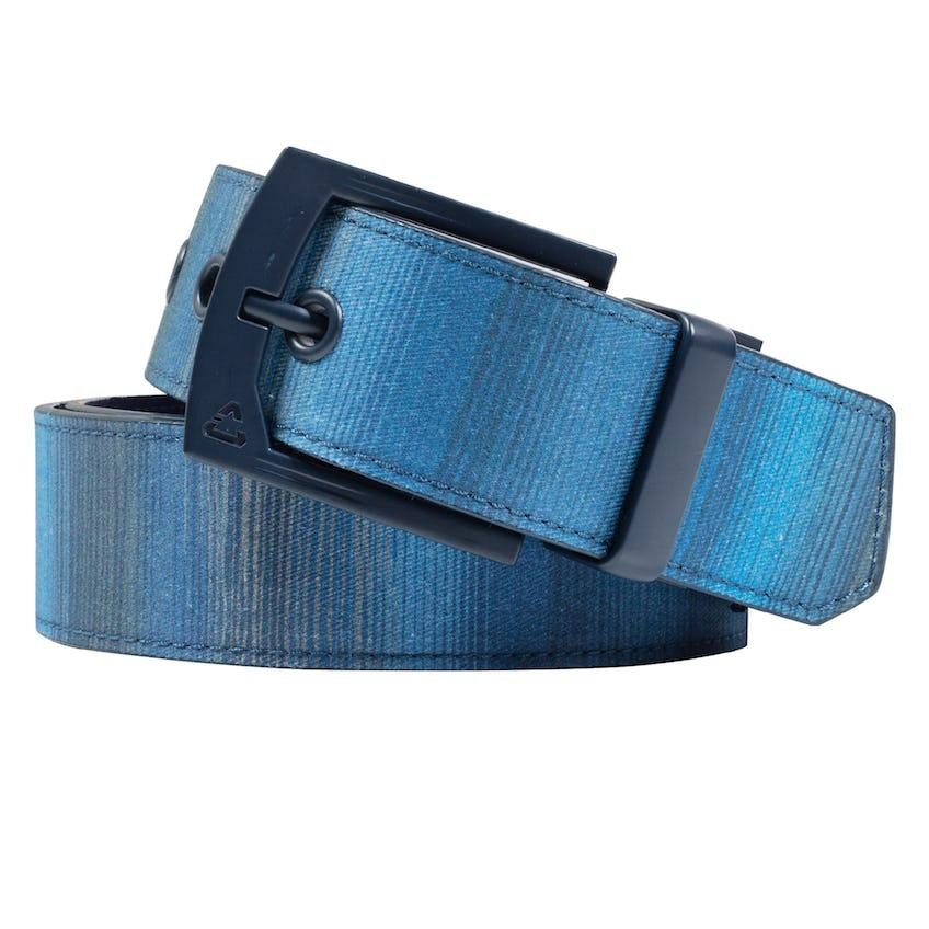 Clipped Hybrid Stretch Belt Mood Indigo 0