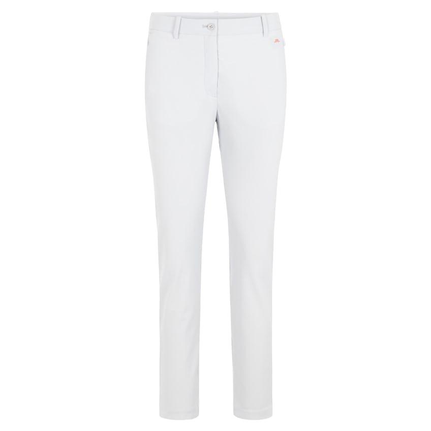 Womens Dana Micro High Stretch Side Stripe Trouser Light Grey - SS21 0