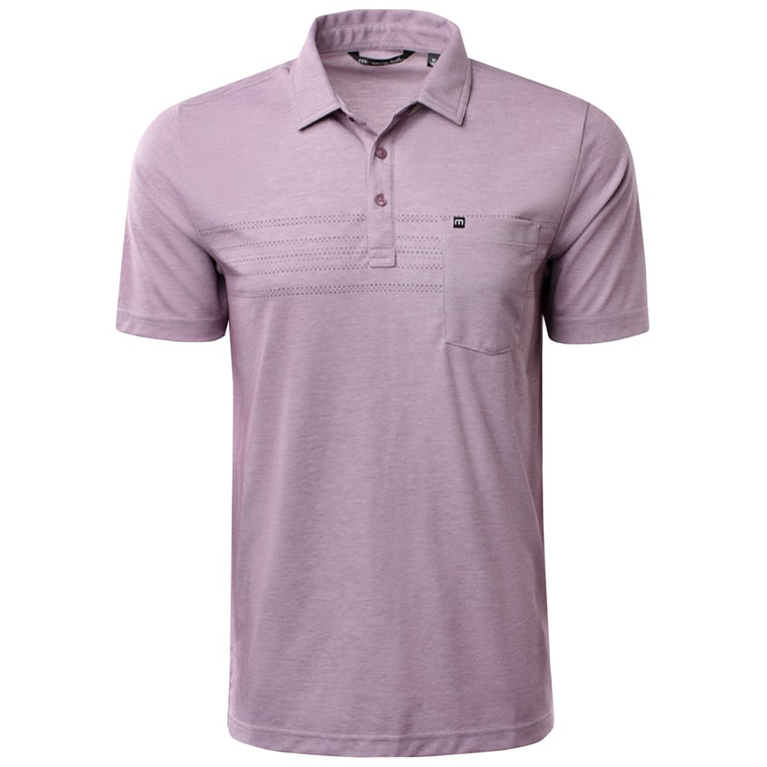 Chill and Grill Polo Shirt Heather Grapeade - SS21