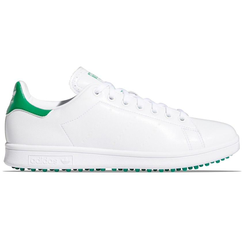 Stan Smith Golf Shoe White/Green - SS21