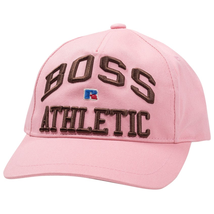 x Russell Athletic Feagle Cap Pastel Pink