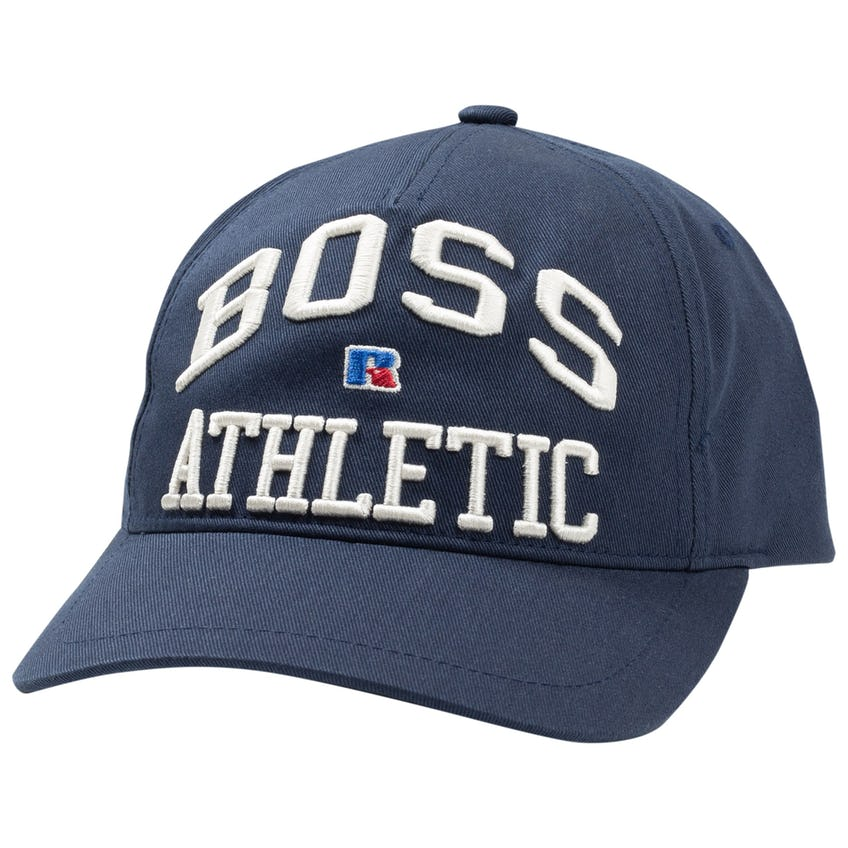 x Russell Athletic Feagle Cap Dark Blue