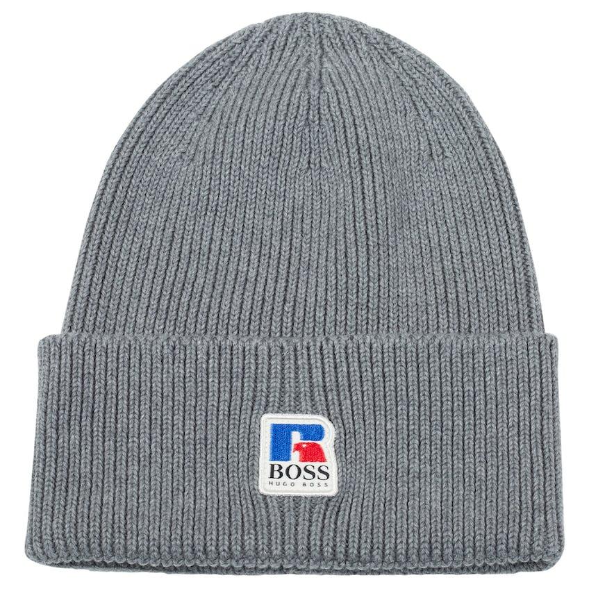 x Russell Athletic Fussel Knit Cap Medium Grey 0