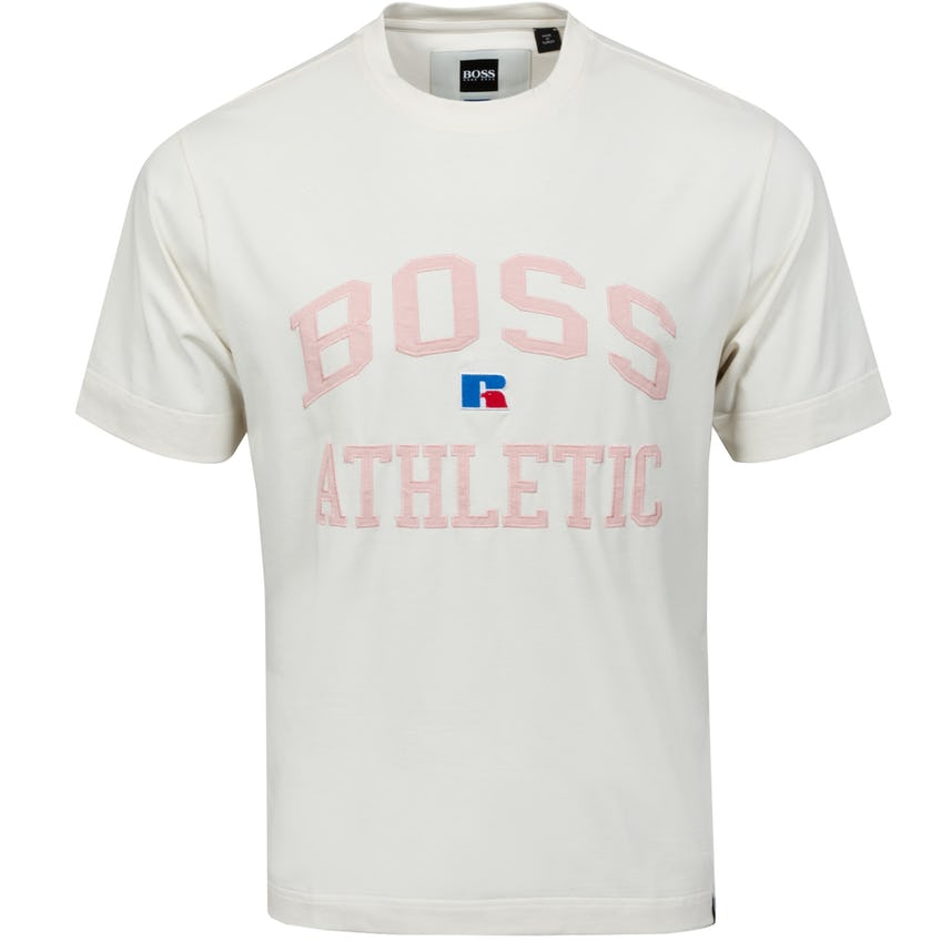 x Russell Athletic T-Shirt Light Beige