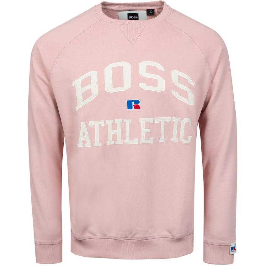 x Russell Athletic Stedman Sweatshirt Pastel Pink 0