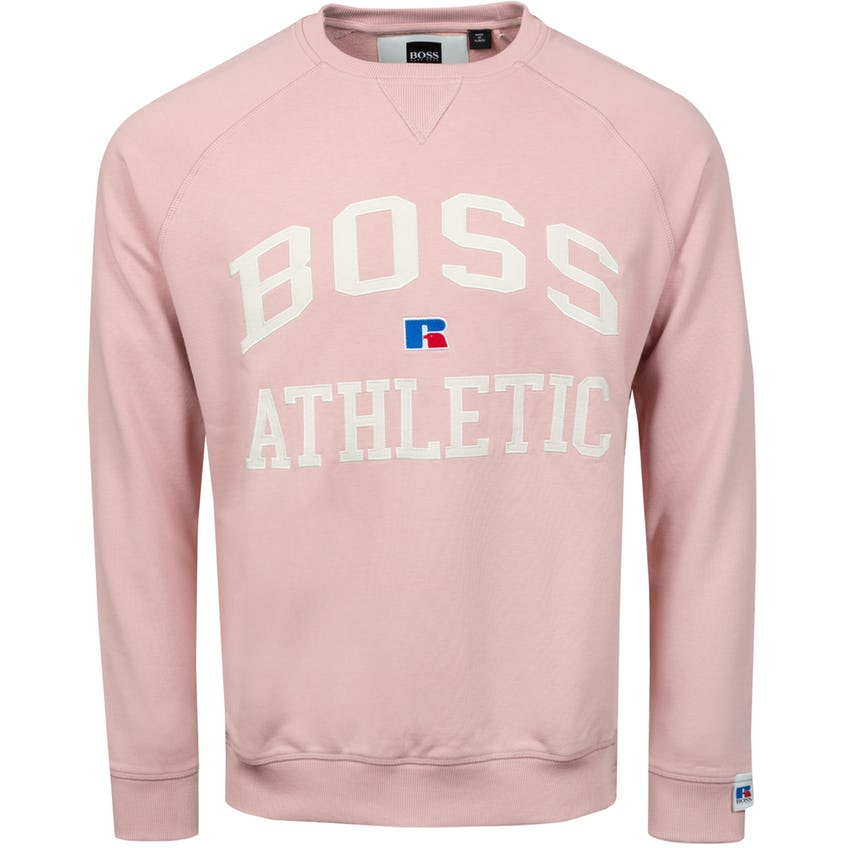 x Russell Athletic Stedman Sweatshirt Pastel Pink