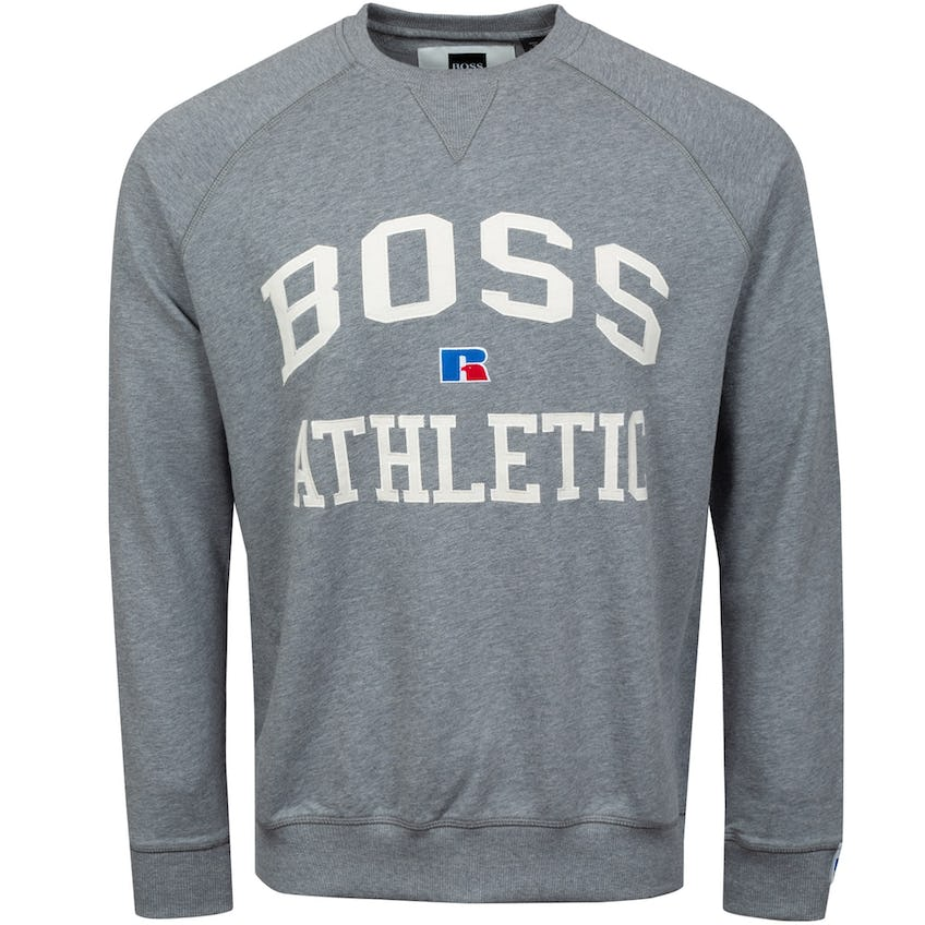 x Russell Athletic Stedman Sweatshirt Medium Grey