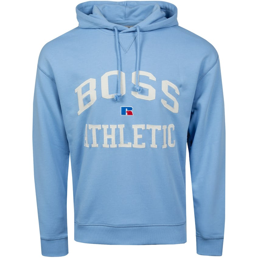 x Russell Athletic Safa Sweatshirt Open Blue
