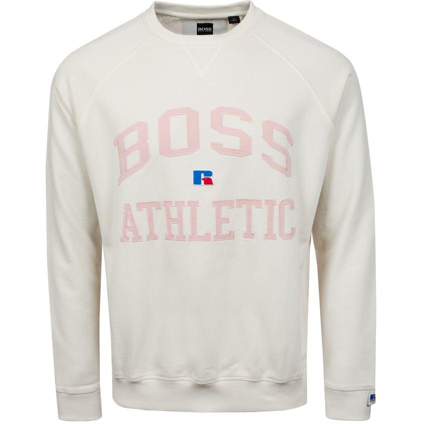 x Russell Athletic Stedman Sweatshirt Light Beige