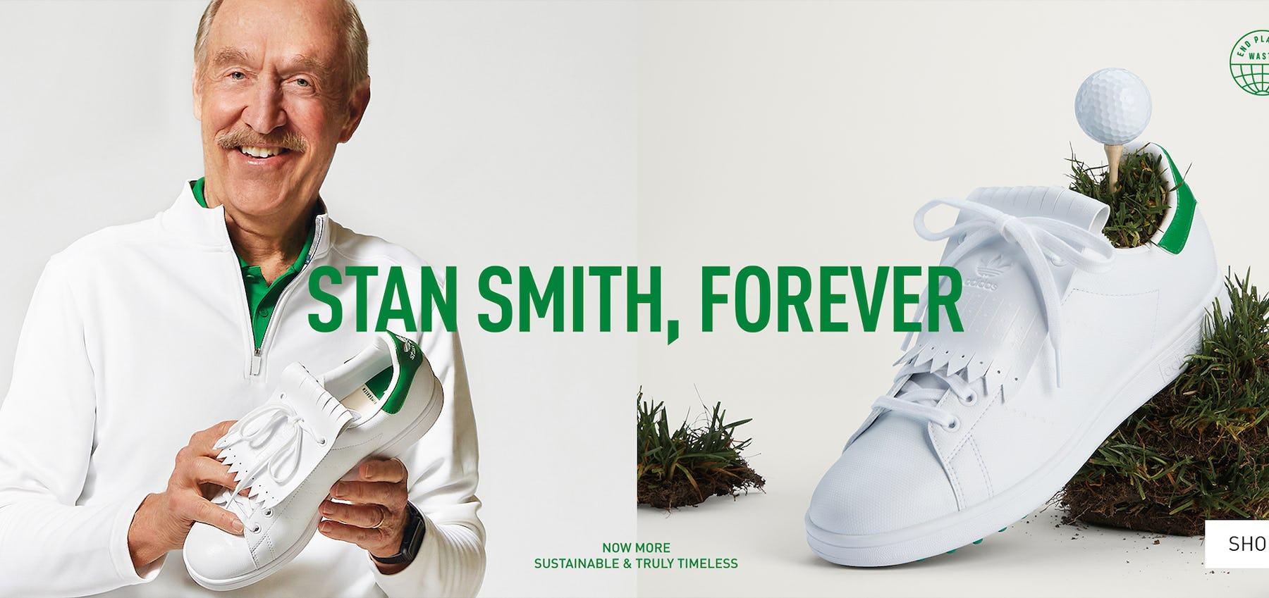 adidas Special Edition Stan Smith Golf Shoe