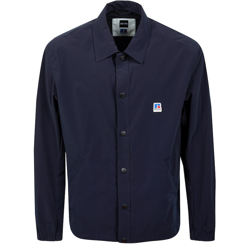 x Russell Athletic Creed Jacket Dark Blue 0