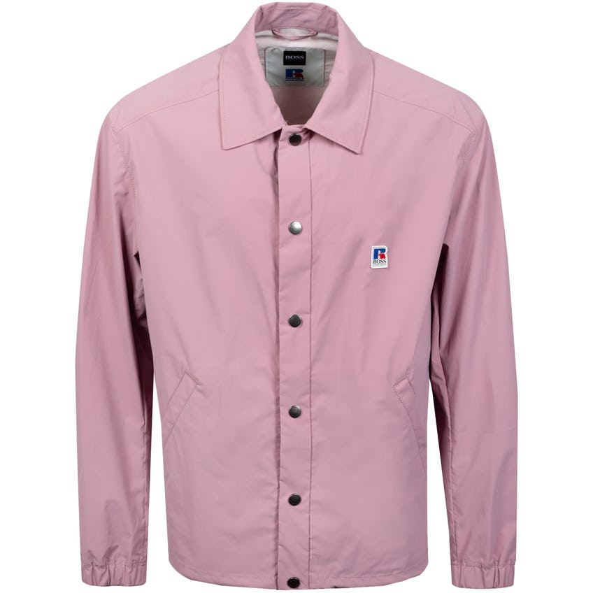 x Russell Athletic Creed Jacket Pastel Pink 0